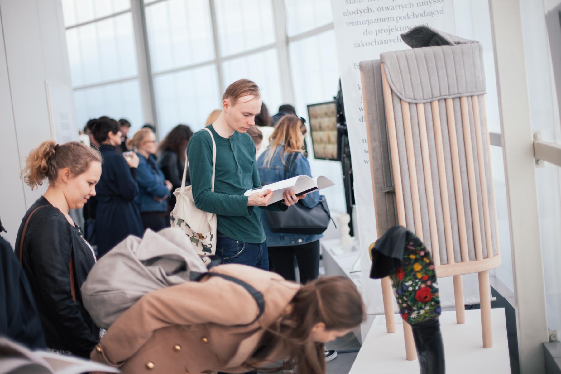 Wystawa prac wszystkich półfinalistów odbywa się w ramach Poznań Design Festiwal w Nowej Gazowni w Poznaniu. Czynna będzie do 20 maja.