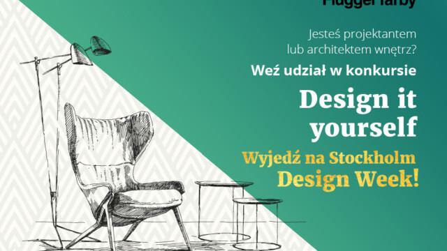 Wygraj wyjazd na Stockholm Design Week z marką Flügger