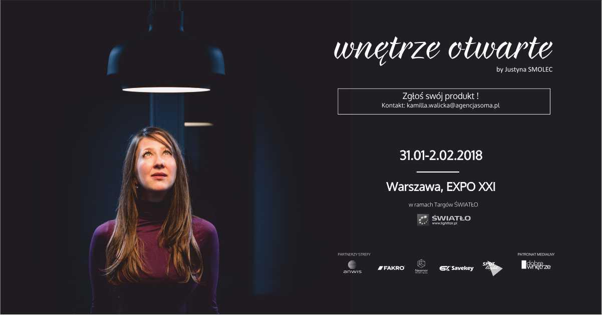 Wnętrze Otwarte by Justyna Smolec