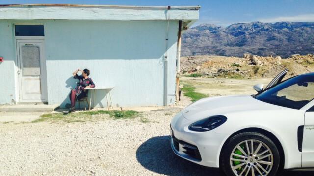 Porsche Pani