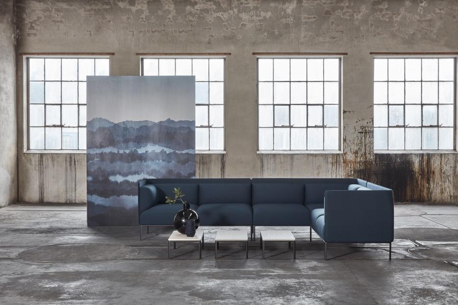 MATERIA Crest sofa interior 3