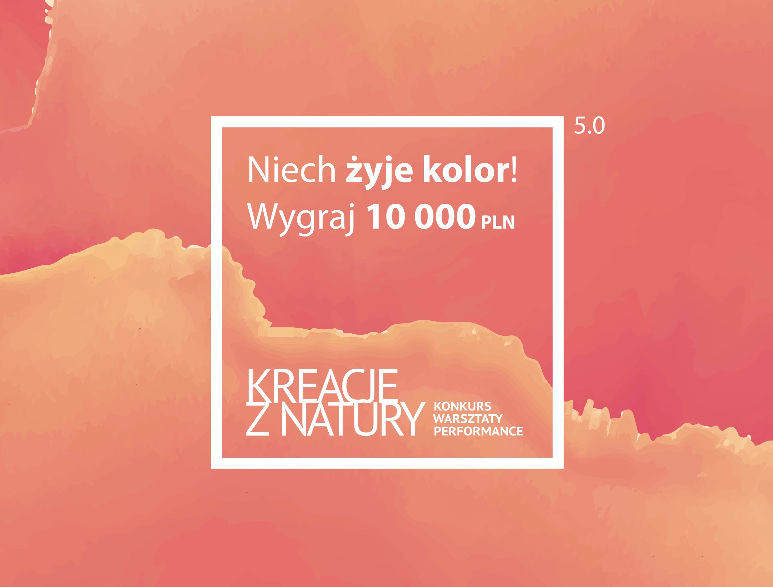 """Trwa 5. edycja """"Kreacji z Natury"""". Zgłaszajcie się! Główna nagroda to 10 tys. zł"""