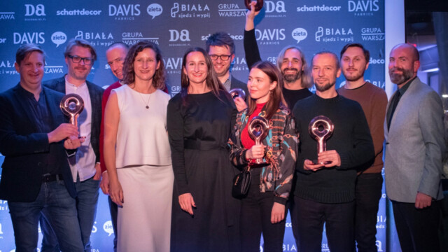 Gala Design Alive Awards 2018