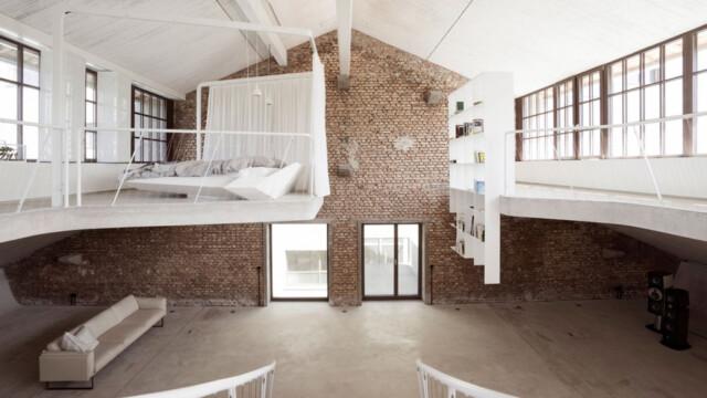 Niesamowite 350-metrowe mieszkanie. To jest loft!