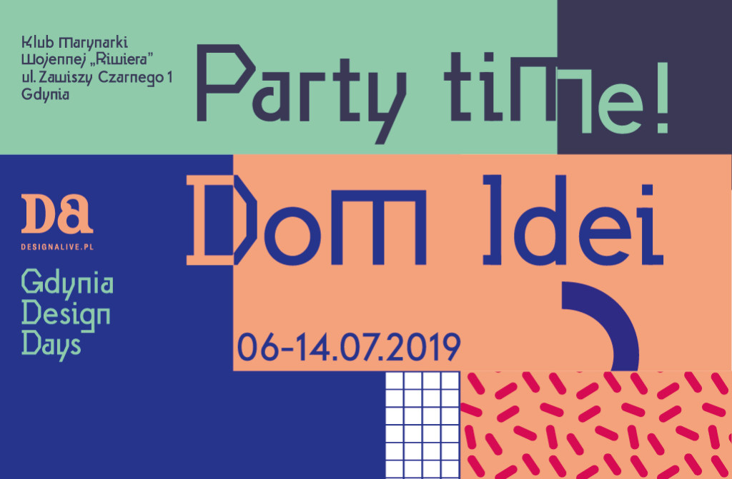 """cdcef88cba431 Davis, Opoczno i Profim głównymi partnerami drugiej odsłony Domu Idei  """"Design Alive"""" podczas Gdynia Design Days (6-14 lipca)   DesignAlive"""