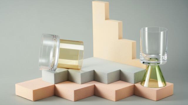 Pierwsza wystawa polskiego szkła na słynnym tygodniu designu w Mediolanie