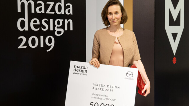 Polski design jest kobietą! Agnieszka Bar laureatką Mazda Design Award 2019