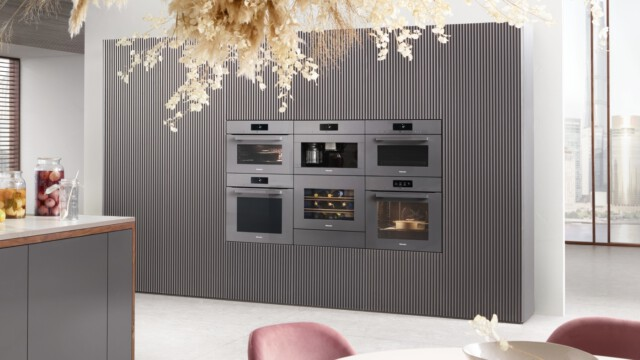 Miele wprowadza nową ofertę urządzeń do zabudowy kuchennej