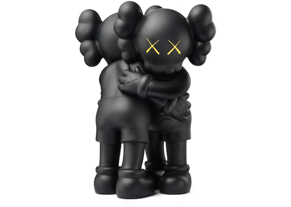 Brain.Damage.Gallery.Kaws-Together-Vinyl-Figure-Black