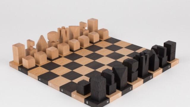 Szachowy Bauhaus