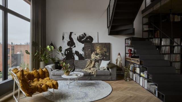 Niesamowite mieszkanie w poznańskiej Warzelni