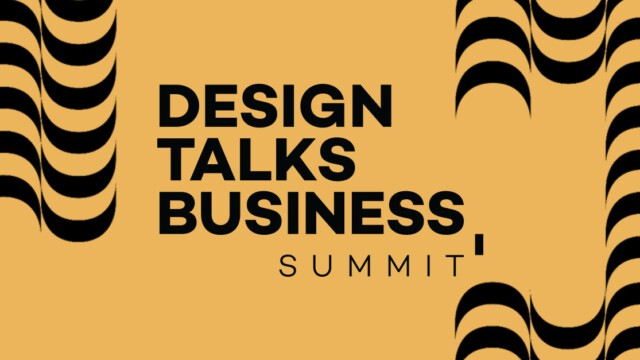 Design talks Business Summit – edycja online