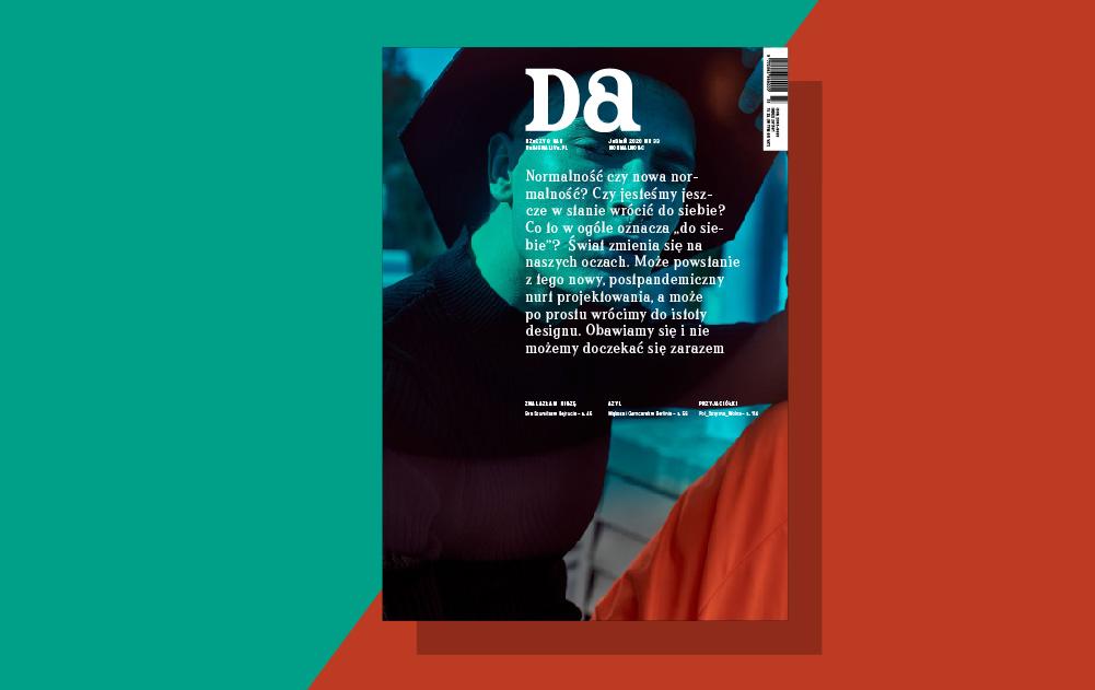 """Jesienny magazyn """"Design Alive"""" już w sprzedaży. Pełen esejów wielkich umysłów, pięknych idei oraz nietuzinkowych wnętrz"""