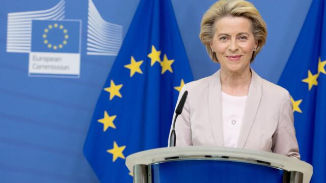"""Przewodnicząca Komisji Europejskiej ogłasza """"Nowy Bauhaus"""", aby pomóc Europie przejść na gospodarkę obiegu zamkniętego"""