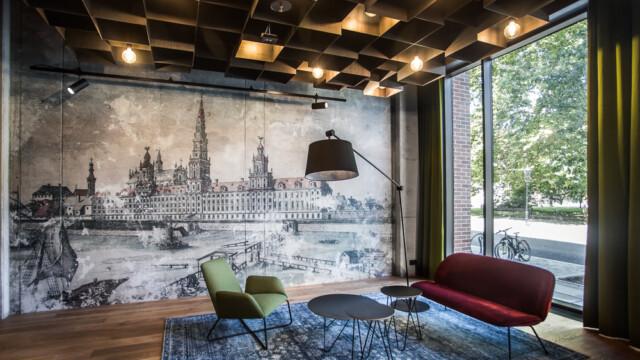 Duchy przeszłości we wrocławskim hotelu The Bridge