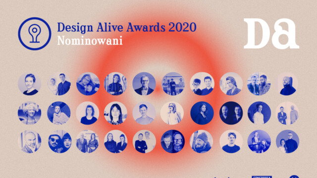 Oni już wygrali! Poznajcie nominacje Design Alive Awards 2020 i głosujcie