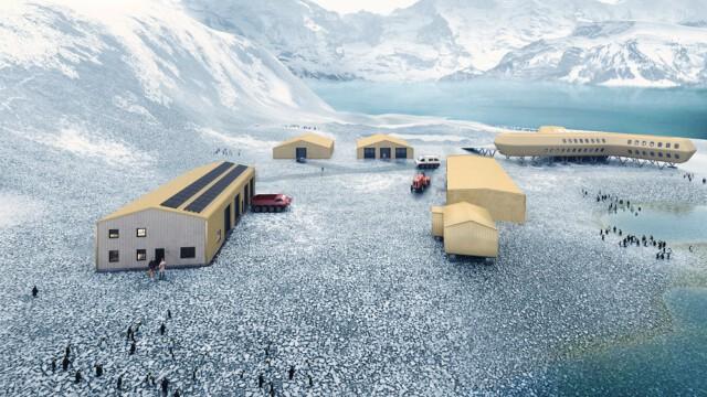 Rusza przebudowa polskiej stacji naukowo-badawczej na Antarktydzie