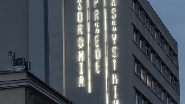 Gdynia życzy Polakom zdrowia