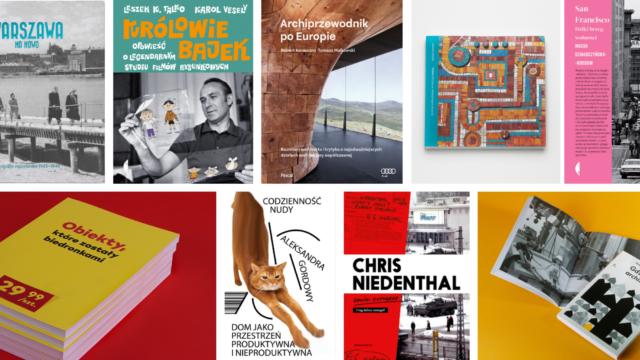 Nowości wydawnicze. Dziesięć książek, które warto mieć
