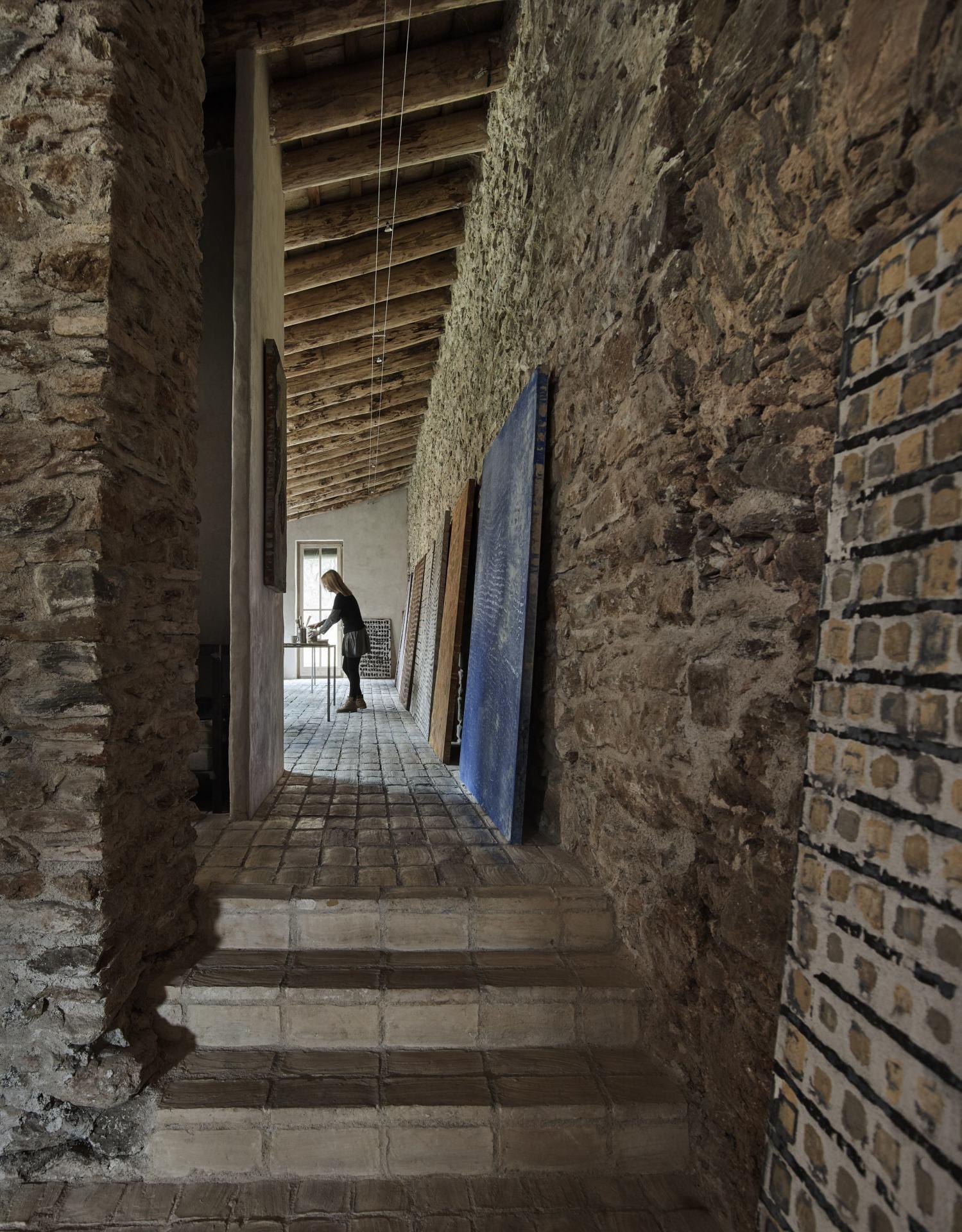 fotografía de casa en Empordà by Eugeni Pons