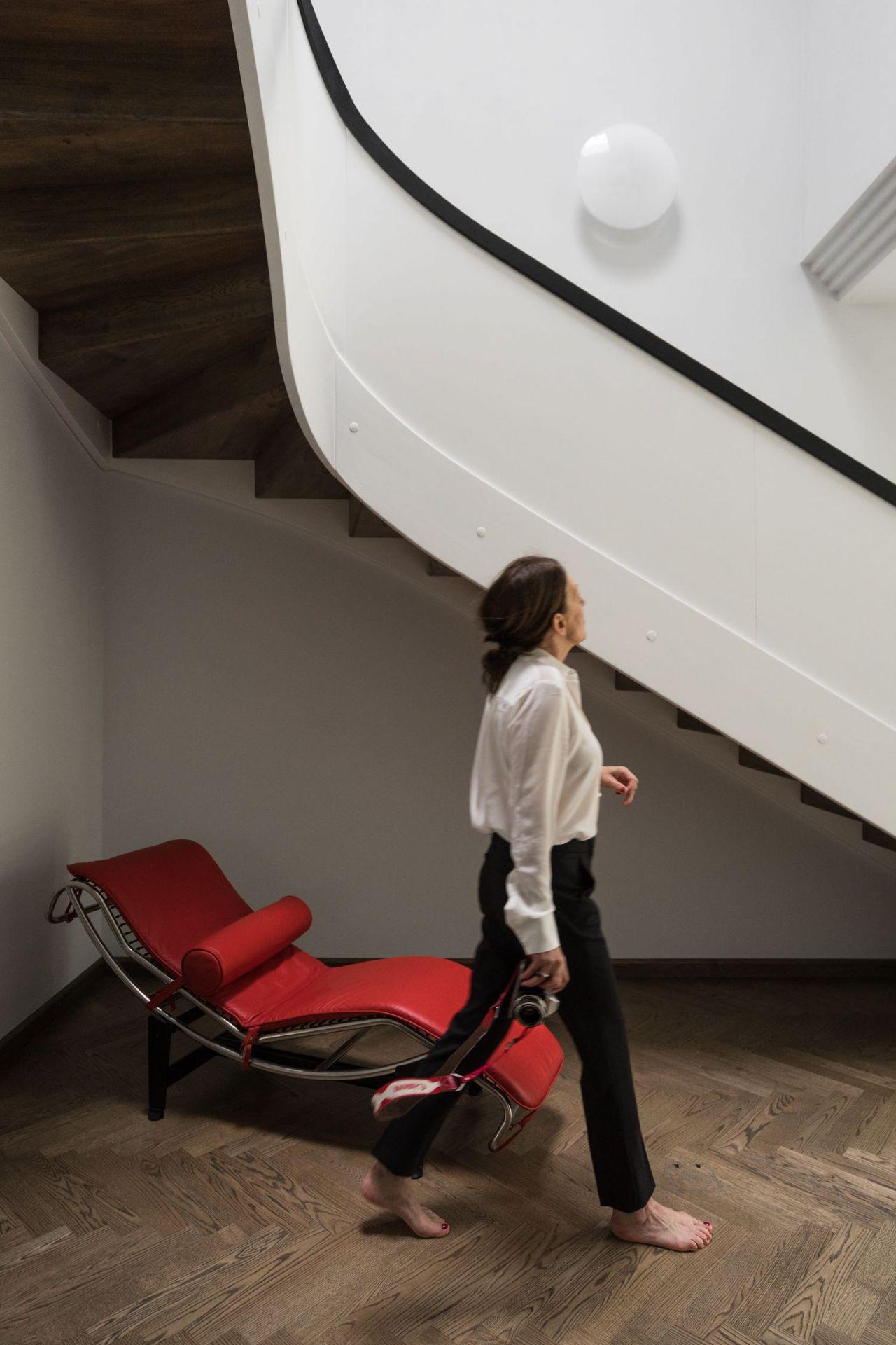 Loft Kolasiński, Joel Hauck