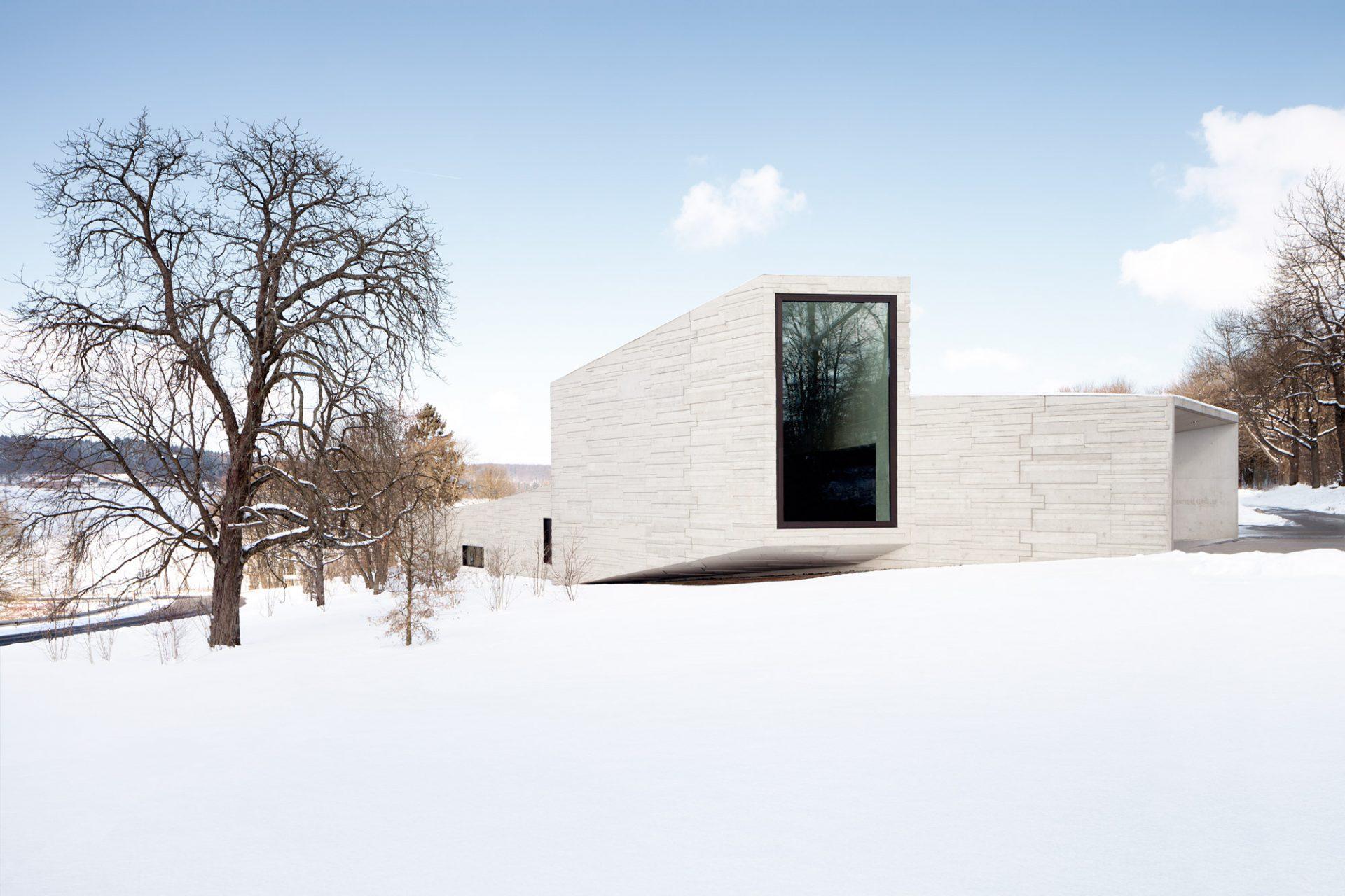 Staab Architekten Besucherzentrum Wilhelmshöhe Kassel Herkules
