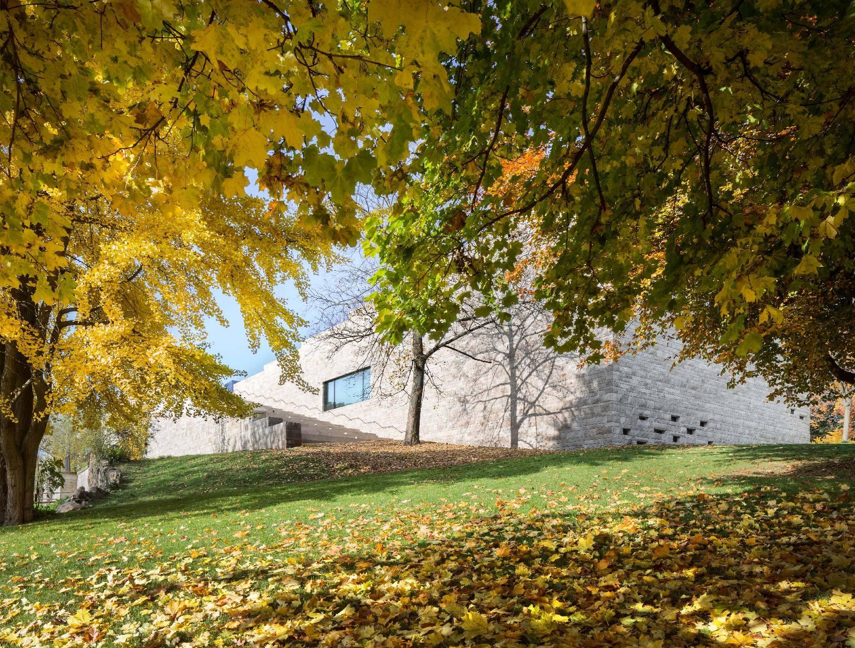 kada wittfeld architekten - Grimmwelt museum kassel