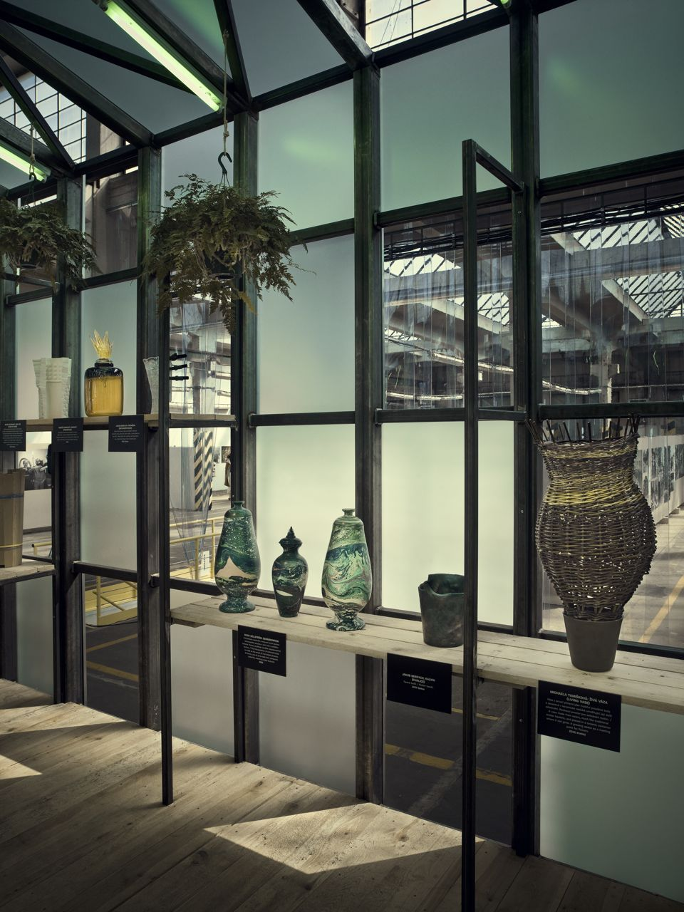 Archiv váz, ©Salim Issa