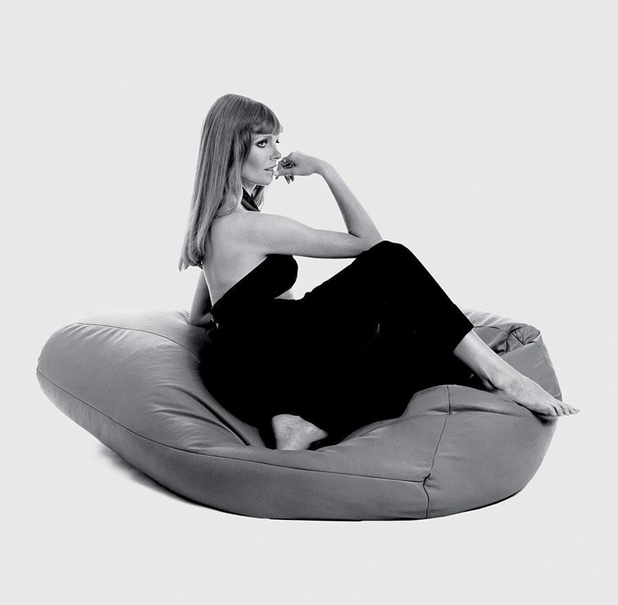 Ikony designu: Worek, który zmienił myślenie o fotelu