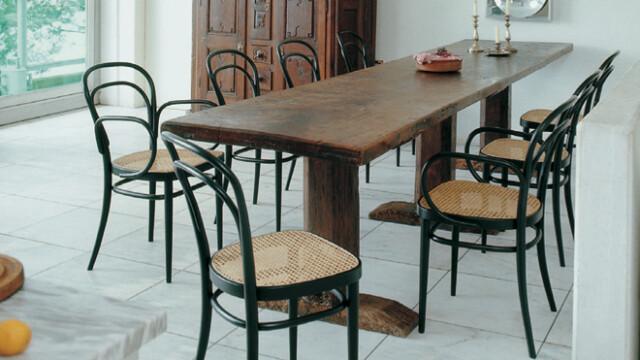 Ikony designu: Thonet, czyli krzesło krzeseł