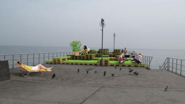 Gdynia: Bulwar dla designu i zabawy
