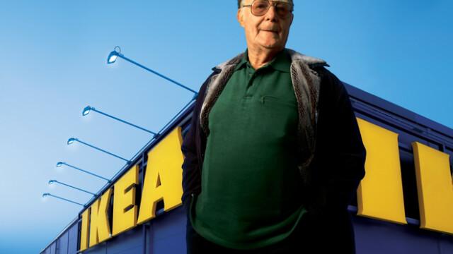 Twórca Ikea, Wujek Scrooge świętuje urodziny