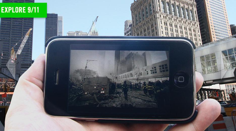 Lekcja historii z iPhonem