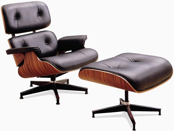 Ikony designu. Eames Lounge Chair: Fotel nie tylko dla filmowca