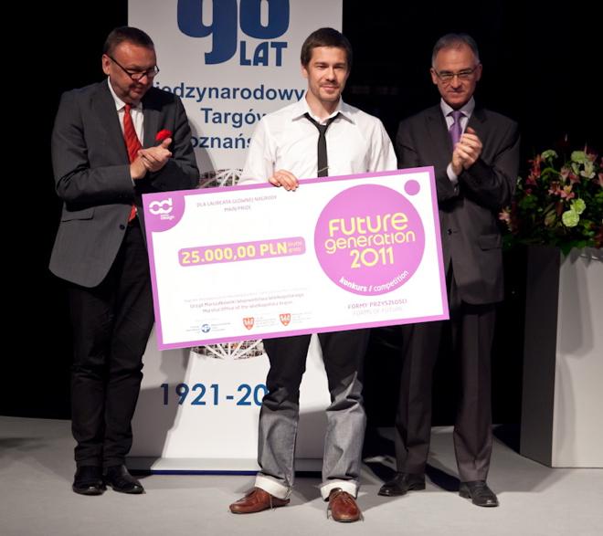 Poznańska Arena Design nagrodziła firmy i projektantów