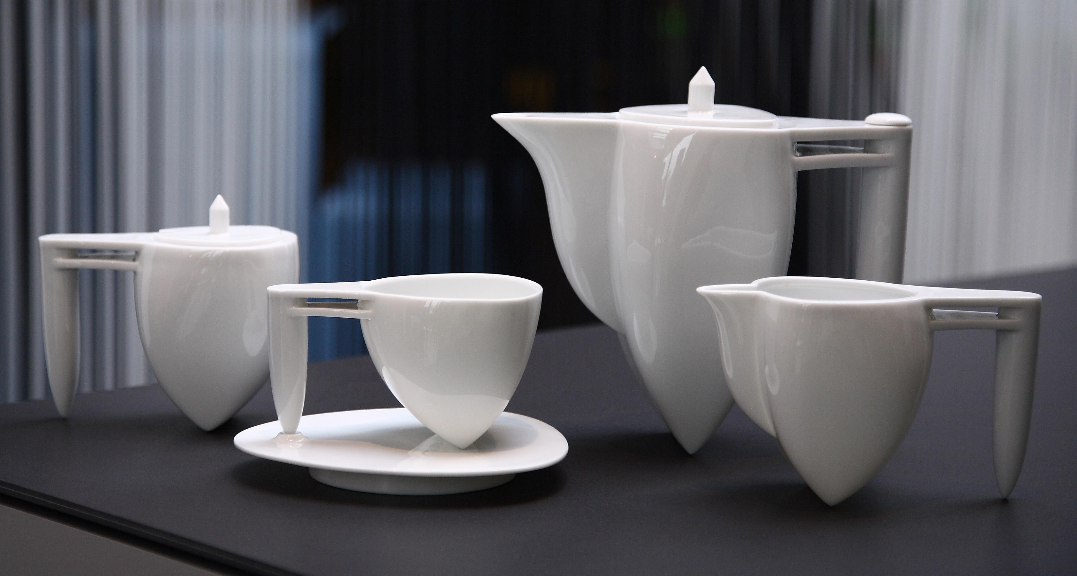 Poetycka porcelana Heinricha Wanga
