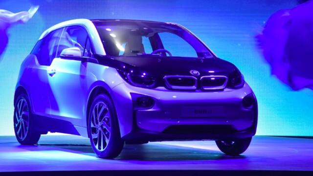 Długo wyczekiwana premiera BMW i3. Oto seryjny samochód przyszłości