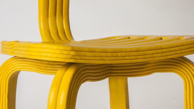 Krzesło jak pasta do zębów
