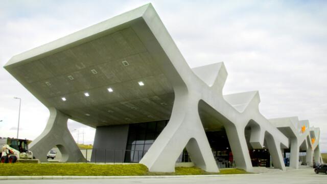 Tankowanie z architekturą i sztuką