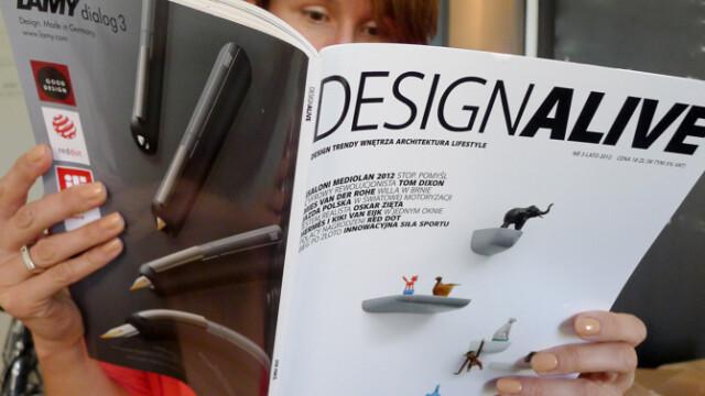 """Letni numer """"Design Alive"""" już w sprzedaży"""