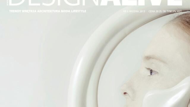 """Wiosenne wydanie """"Design Alive"""" już w sprzedaży"""
