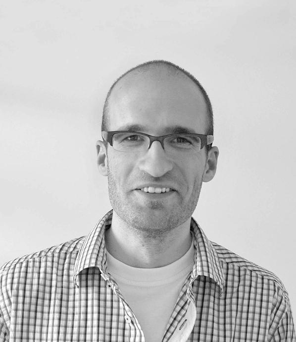 Paweł Grobelny - absolwent Wydziału Architektury i Wzornictwa poznańskiej Akademii Sztuk Pięknych, studiował też w Paryżu i Lyonie. fot. ARC