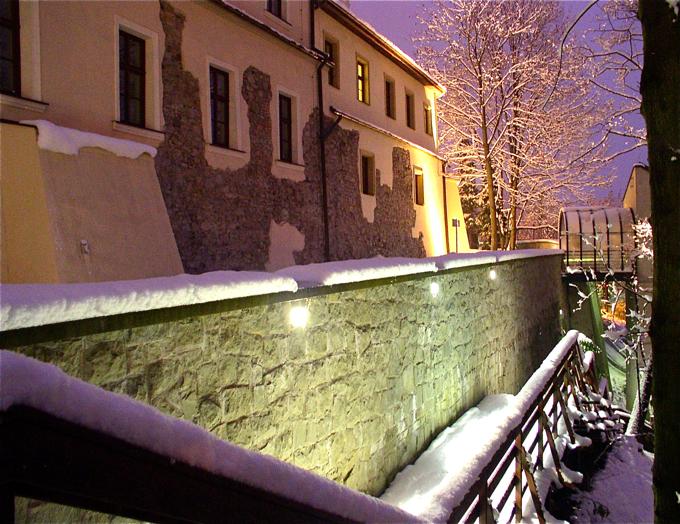 Zamek Cieszyn ma już 6 lat. fot. Wojciech Trzcionka