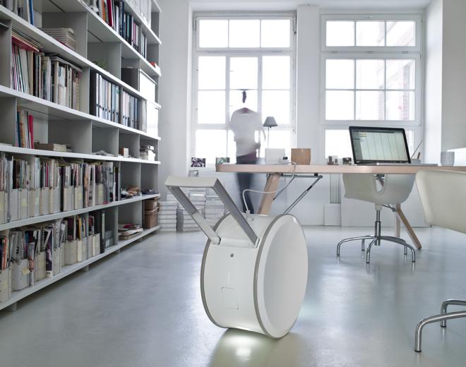 Z urządzenia korzysta już biuro architektoniczne z Berlina. fot. Materiały prasowe