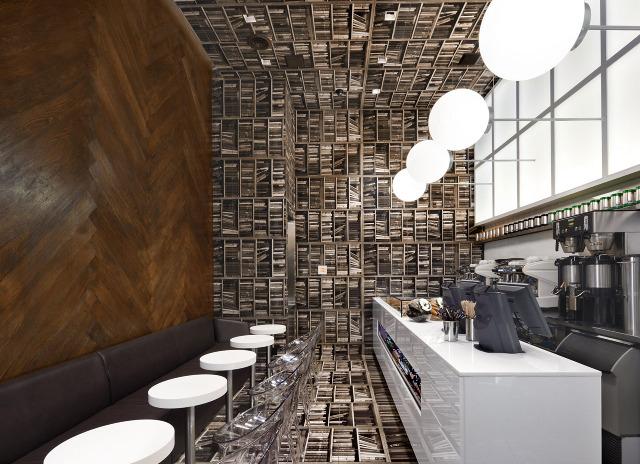 Bar zaprojektowało Studio Nemaworkshop. fot. MATERIAŁY PRASOWE