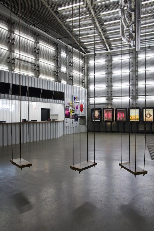 Dziewięciosalowy multipleks z 2329 kinowymi fotelami od początku stał się jednym z największych arthouse'ów w Europie. fot. Materiały prasowe