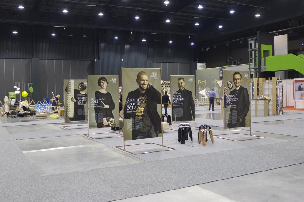 Nasza redakcja przyjedzie do Berlina z projektem Design Alive Awards Exhibition and Talks on Tour. fot. Wojciech Trzcionka