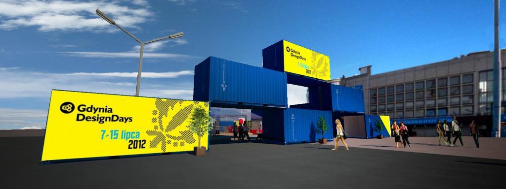 Poszczególne strefy Terminalu przybliżą uczestnikom proces projektowania. fot. Materiały prasowe