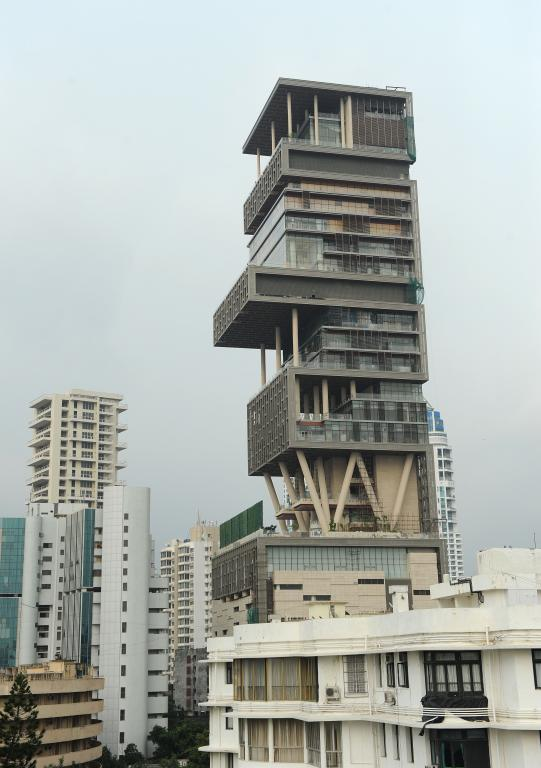 Budynek wznosi się na wysokość 173 metrów. fot. ARC