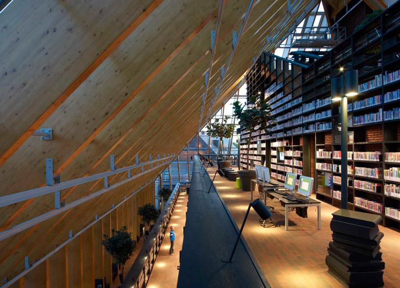 Przestrzeń Mountain Book to ponad 9 tys. metrów kwadratowych. fot. Materiały prasowe